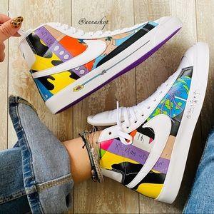 NWT Nike blazer shoes